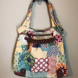 🆕Fossil shoulder bag EUC